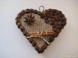 магнит сердечко из кофе - Поиск в Google