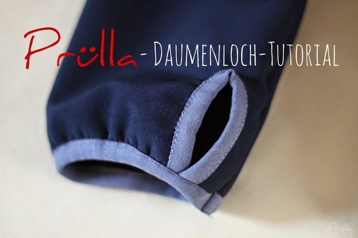 Freebook Daumenloch-Tutorial für Falzgummi
