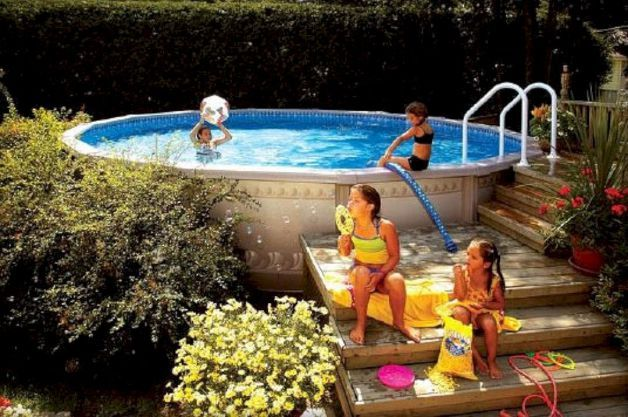 Top 112 diy above ground pool ideas on a budget pools for Above ground pool ideas on a budget