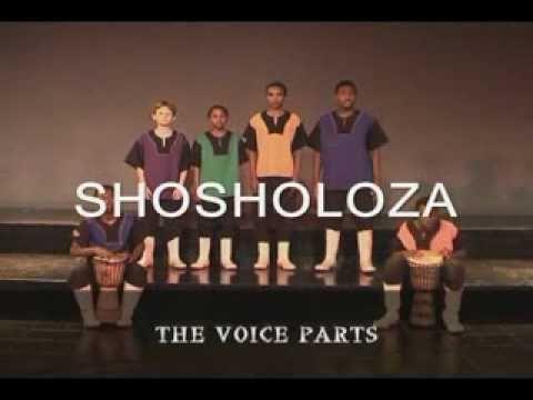 The Drakensberg Boys Choir - Shosholoza