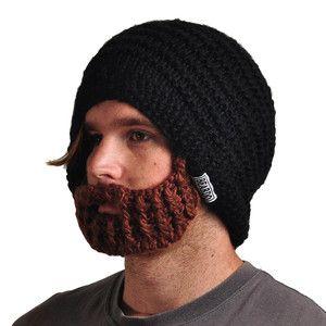 Bartmu00fctze Beardo Schwarz-Braun