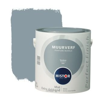 Histor Perfect Finish muurverf mat tendens 2,5 l