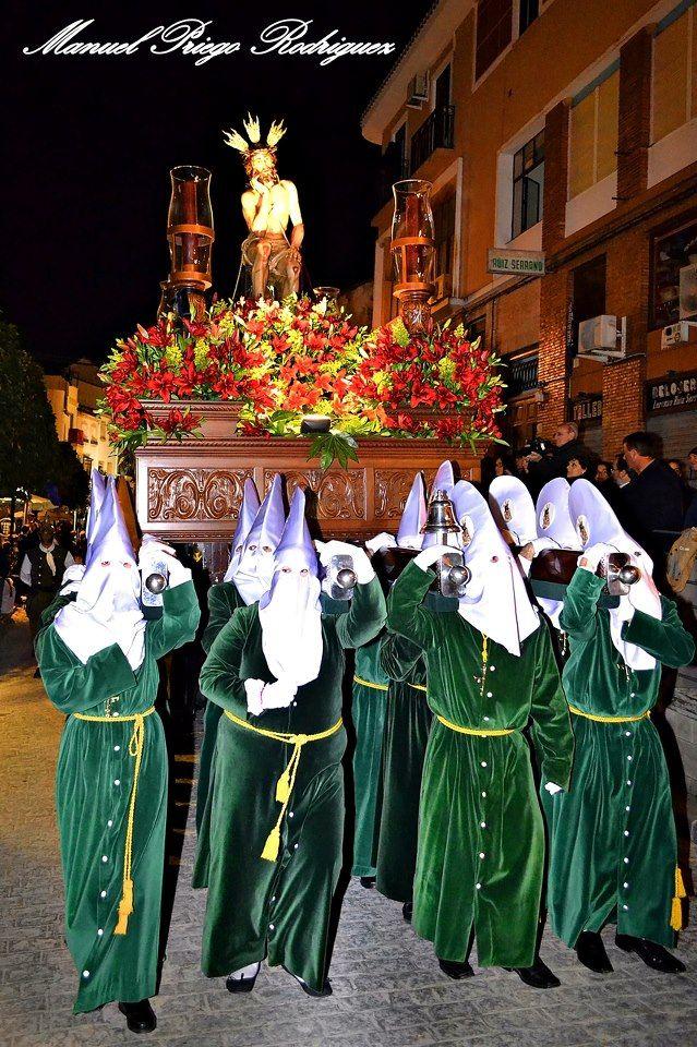 """Hermandad del Santo Cristo de la Humildad """"Los Cebolletas"""""""