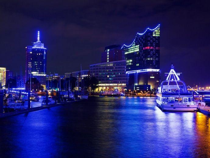 Einleuchten Blue Port 2015