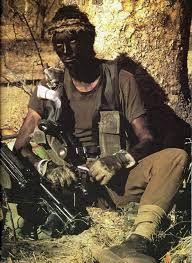 When we were still feared. 32 battalion SA Defence Force circa 1987