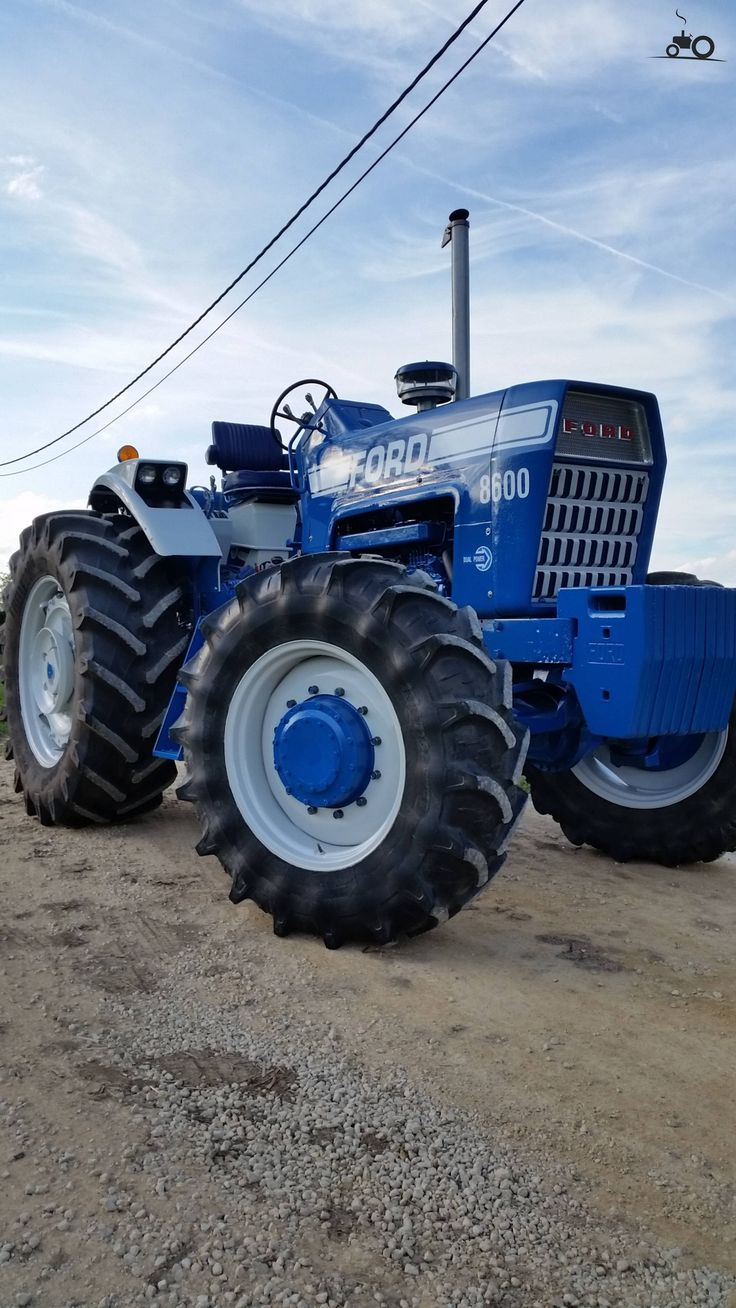 ford 8600 | Ford 8600 Specs and data - Everything about the Ford 8600