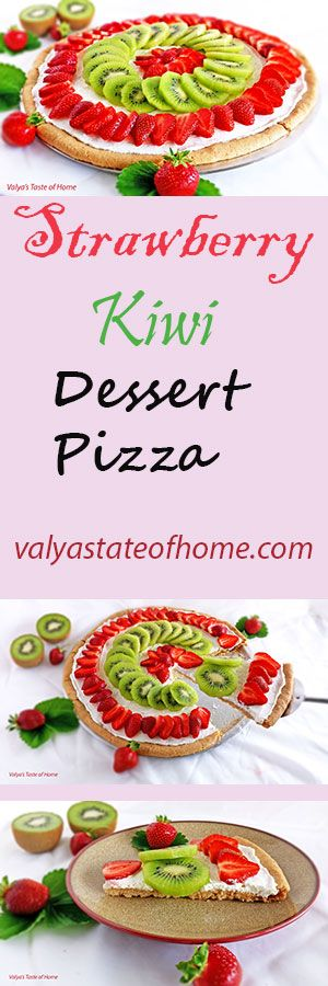 It seems classic but when it comes to dessert pizzas, there's just nothing quite like it.