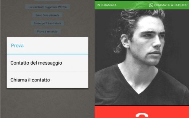 Whatsapp, chiamate in arrivo per gli utenti! #whatsapp #android #aggiornamenti