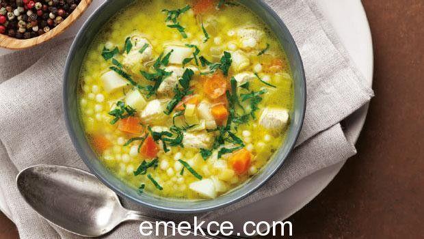 Kış Çorbası Nasıl Pişirilir? | Emekce.com