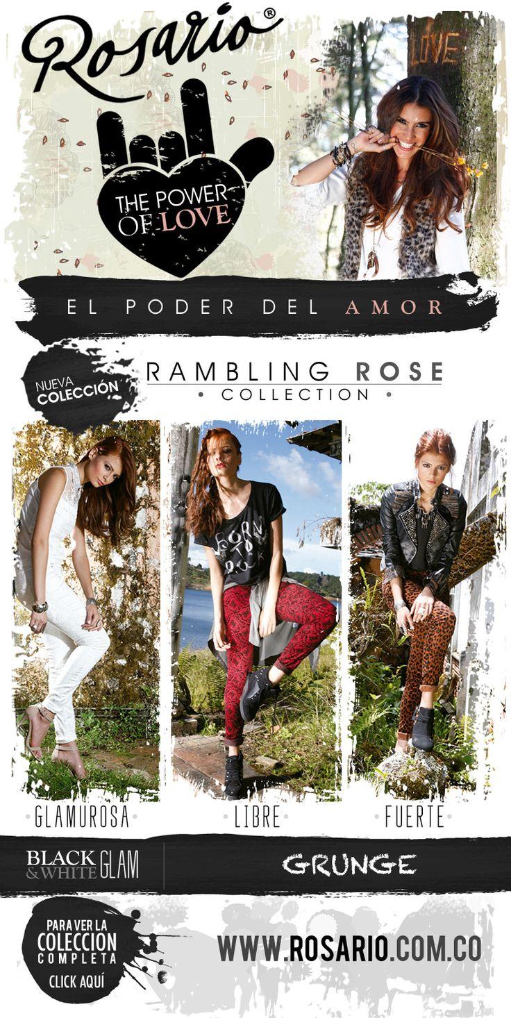 E-card Power of Love @Rosario Ateaga MODA  by Moda Registrada