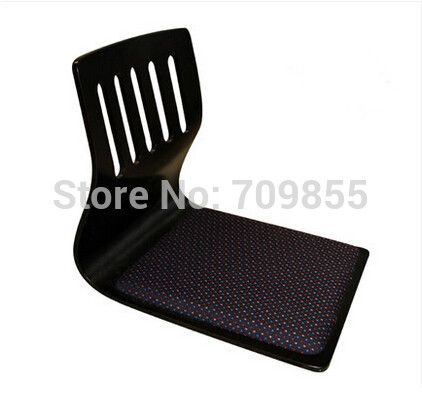 Find More Wood Chairs Information about (4pcs/lot)  Floor Chair Ash Wood Furniture Chair Design Black Finish Fabric Cushion Japanese Floor Legless Tatami Zaisu Chair,High Quality chair toy,China chair cell phone holder Suppliers, Cheap floor chair back support from Jiangshan Fuji-Kotatsu products Co,ltd on Aliexpress.com