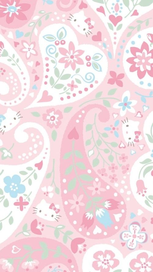 O-M-G!!! That's sooo cute and Beautiful at the same time!! Okay That's don't make sense  #kawaii#hellokitty#wallpaper