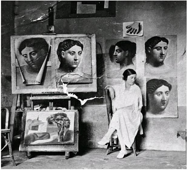 Image result for picasso, my grandfather [book]