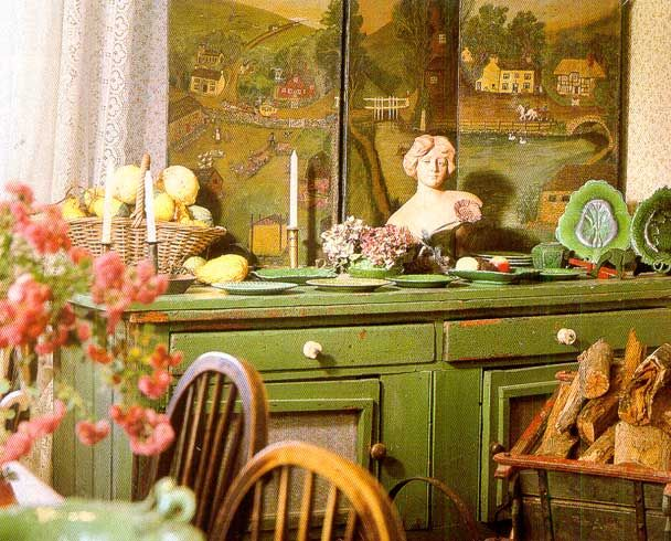 green french buffet sideboard
