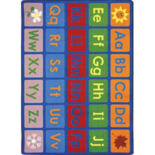 Purple Rugs Kid Essentials Any Day Alphabet Kids Rug Rug Size x ue ue ue Don ut get left behind see this great product offer Kids Room Decor