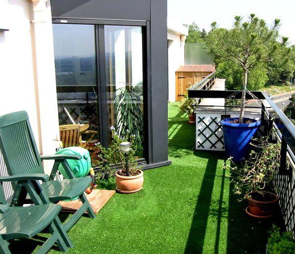 114 best terrazas images on Pinterest Balcony ideas, Small