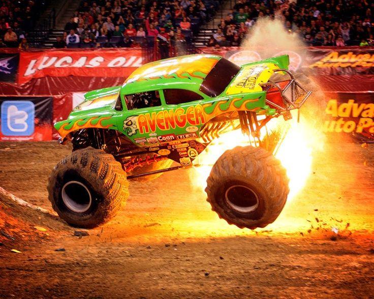 Best Monster Jam Images On Pinterest Monster Trucks Birthday