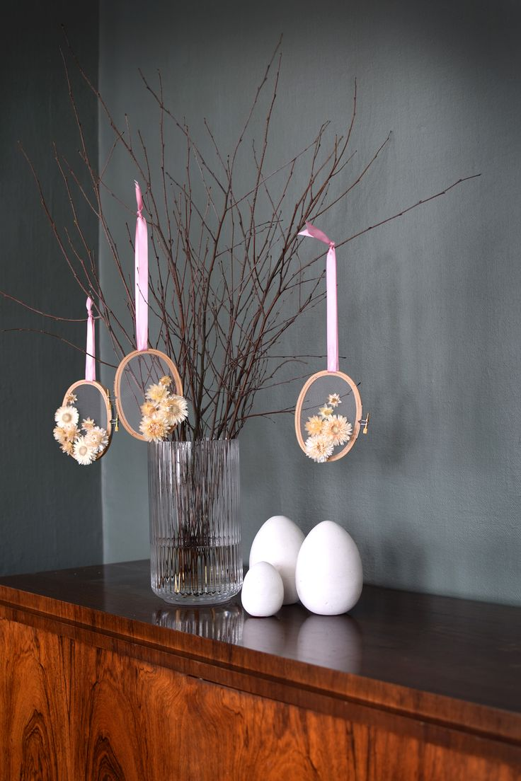 Easter DIY by Helena Lyth together with Panduro. Design and picture by Helena Lyth