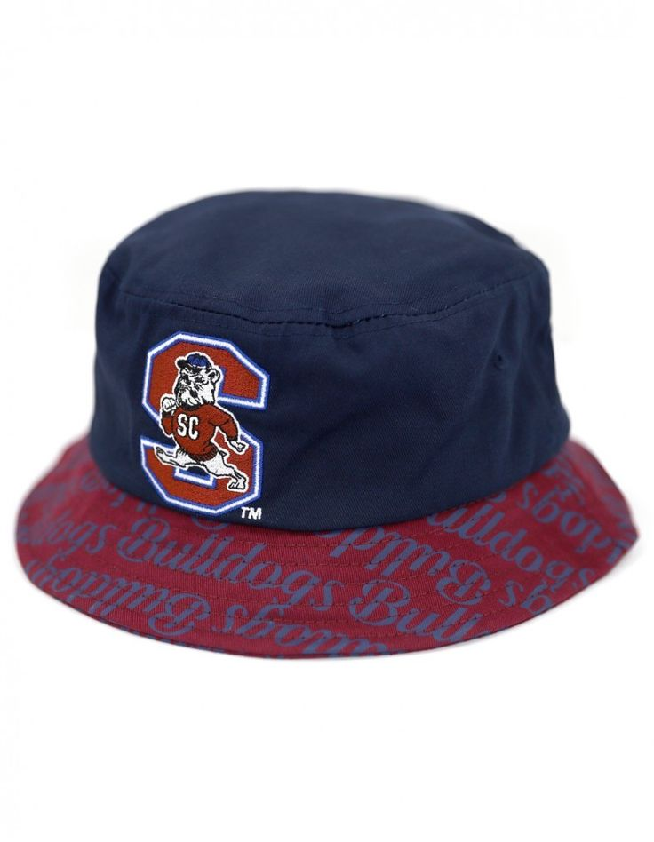 Hornets Black Big Boy Headgear Alabama State University Bucket Hat