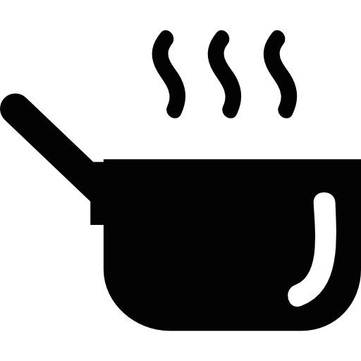 steam, Handle, Pots, Cooking, Cooker, food, Cook Icon