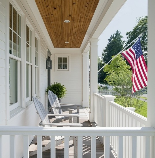 Front Porch Ceiling Ideas: 25+ Best Ideas About Traditional Porch On Pinterest