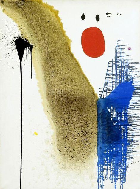 Joan Miró, Paysage, 1974 on ArtStack #joan-miro #art