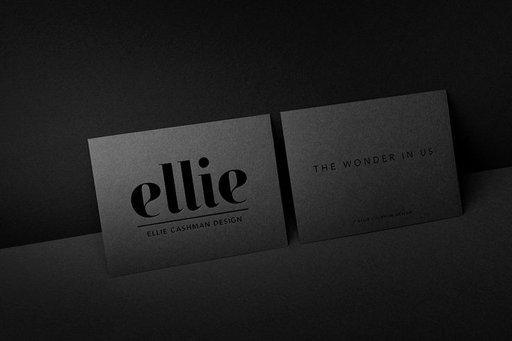 Visual identity Ellie Cashman Design by Studio Stephan Lerou & Nearest Neighbour #floral #wallpaper #fabric #black #dark #print