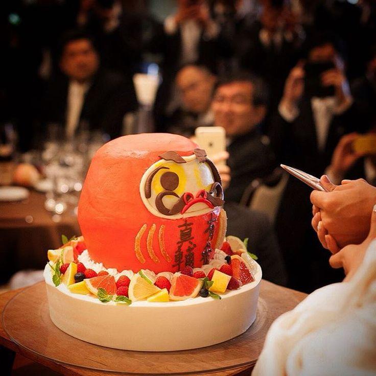 和風の結婚式に合う『ウェディングケーキ』のデザインまとめ | marry[マリー]