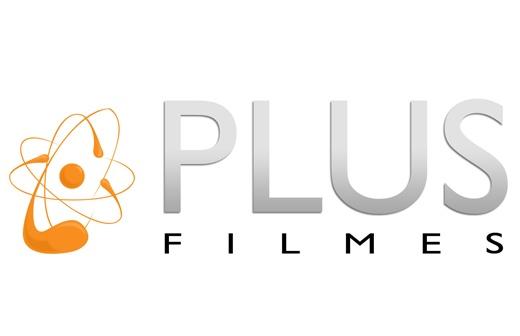 Plus Filmes - Identidade Visual