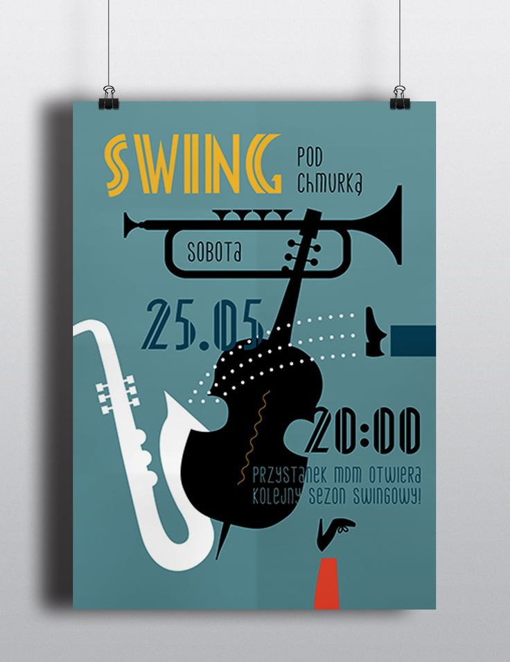 """Swing"" by Anna Światłowska on wall-being"