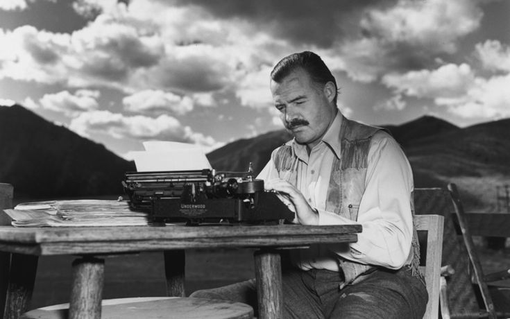 Ernest Hemingway - Across time and culture, stories have been agents of personal transformation – in part because they change our brains.