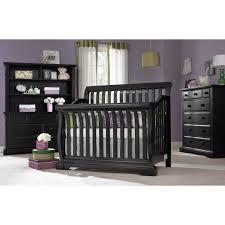black nursery furniture | Baby Wood's Nursery | Pinterest