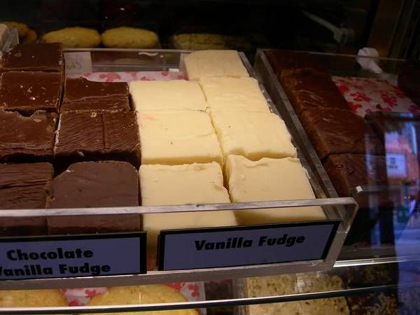 Vanilla Fudge Recipe from Main Street Bakery in Disney World