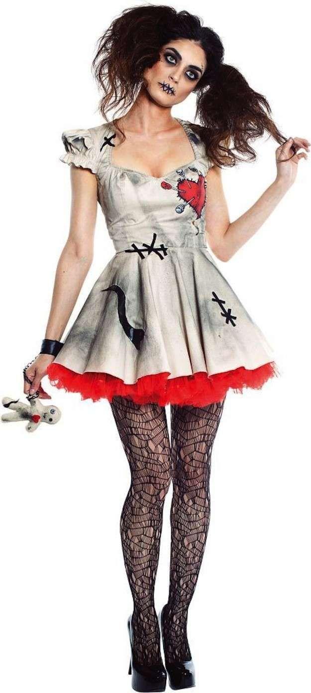 Halloween: los disfraces más fashion: fotos de los looks - Muñeca diabólica Disfraz