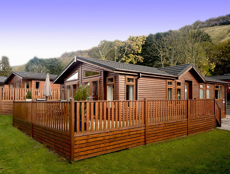 Gallery For Fell View Lodge| Lake District Log Cabins To Rent Near Windermere.  http://www.windermereholidaylodges.co.uk