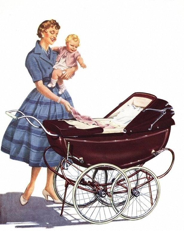 UK Baby Carriage