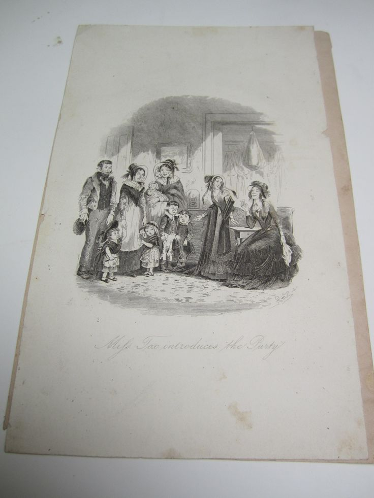 16 best antique prints charles dickens characters images ...