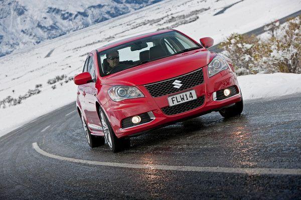 Suzuki New Zealand - Kizashi 2.4 LTD Sport