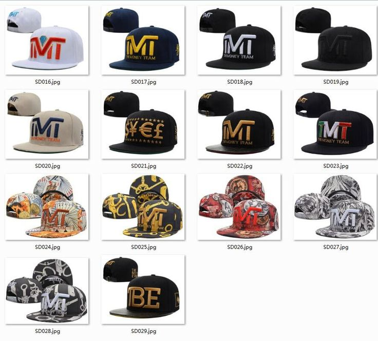 High quality TMT snapback hats for man and woman baseball caps sports fashion hip hop snapbacks free shipping.