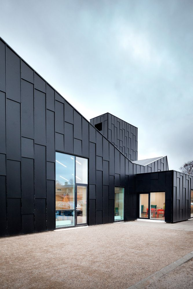 Gallery - Library and Culture Centre / Primus Architects - 1