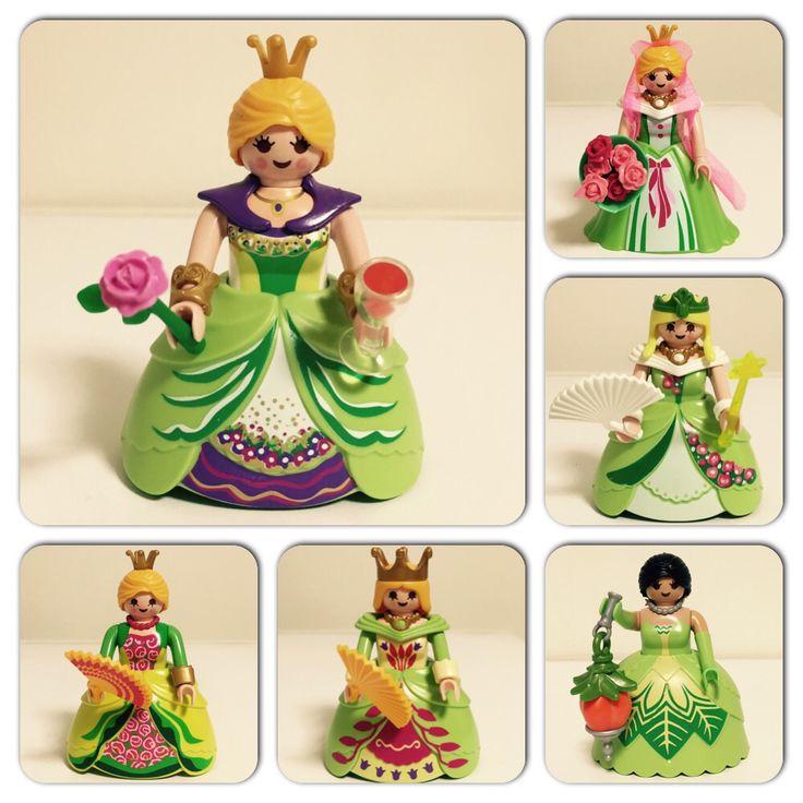 Playmobil Princess Green Playmobil Pinterest Playmobil