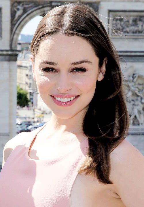 "firesbride: ""Emilia Clarke in Paris, France promoting Terminator: Genisys (June 19, 2015) [x] """