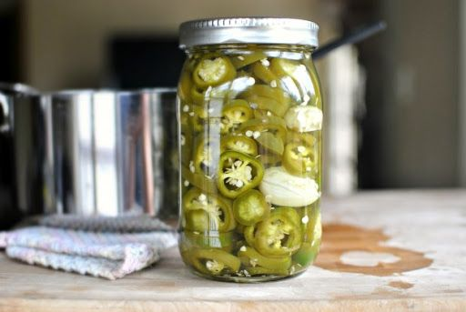 Easy Homemade Pickled Jalapeños Recipe on Yummly