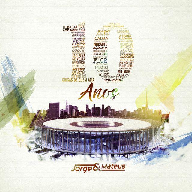 """""""De Tanto Te Querer - Ao Vivo"""" by Jorge & Mateus was added to my Novidades da Semana playlist on Spotify"""