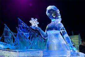 ijssculpturen disney - Google zoeken