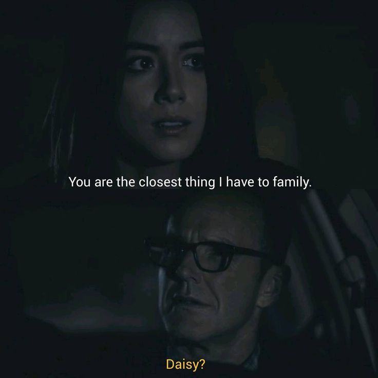 Daisy Johnson, Phil Coulson, Agents of SHIELD
