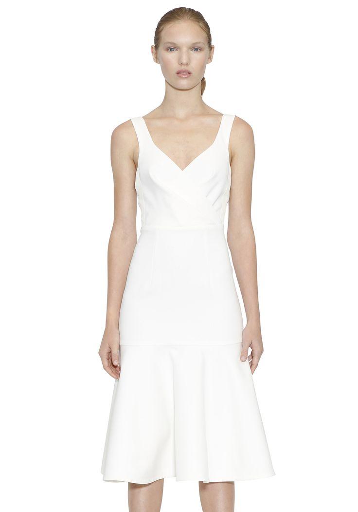BY JOHNNY  - Porcelain Shapes Dress
