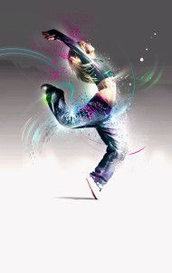 Cum inveti street dance online?