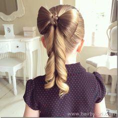 Hair Bow - Sweethearts Hair Design