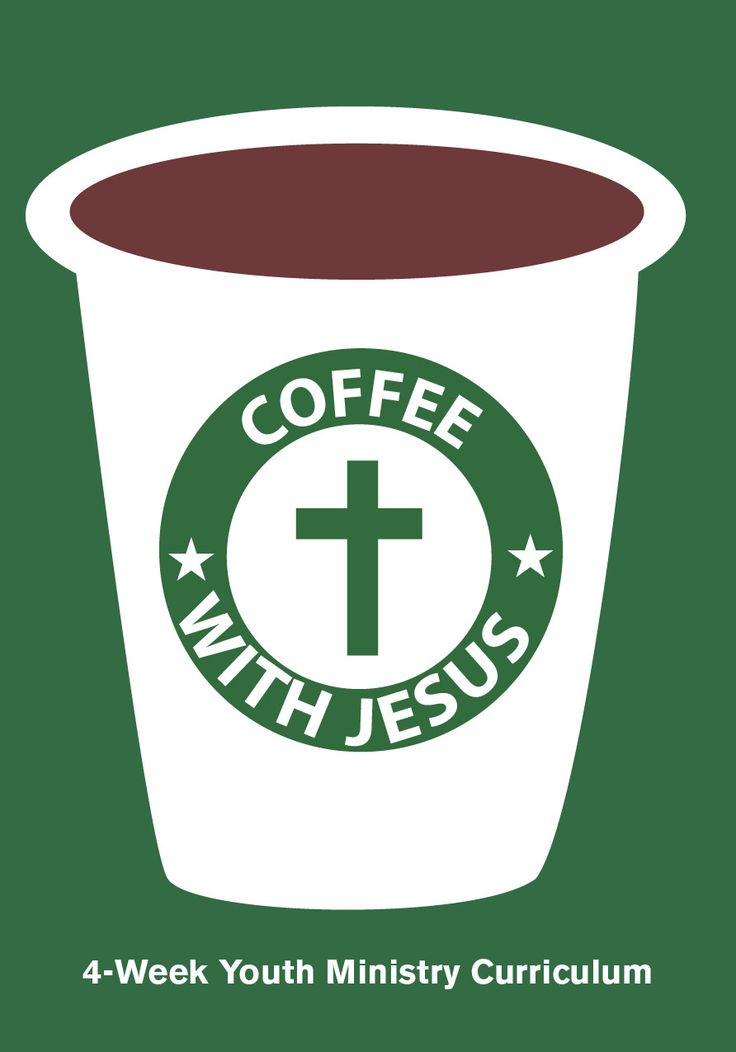 Coffee With Jesus 4-Week Youth Ministry Curriculum – Youth Ministry Deals